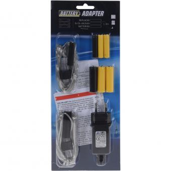 Koopman Batterieadapter Set