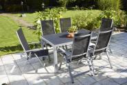 Greemotion Gartentischgruppe Monza 7 tlg. II